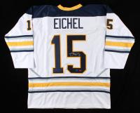 Jack Eichel Signed Jersey (Eichel COA) at PristineAuction.com