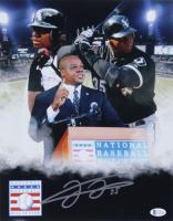 Frank Thomas Signed White Sox 11x14 Photo (Beckett Hologram) at PristineAuction.com