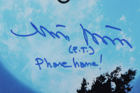 """Matthew DeMeritt Signed """"E.T.: The Extra Terrestrial"""" 11x17 Movie Poster Print Inscribed """"(E.T.) Phone Home!"""" (Beckett COA) at PristineAuction.com"""