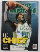 Robert Parish Signed 1991 Sports Illustrated Magazine (TriStar Hologram) (See Description) at PristineAuction.com