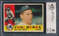 Yogi Berra 1960 Topps #480 (BCCG 9) at PristineAuction.com