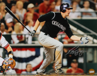 Brad Hawpe Signed Rockies 16x20 Photo (Beckett COA) at PristineAuction.com