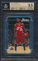 LeBron James 2003-04 Bowman #123 RC (BGS 9.5) at PristineAuction.com