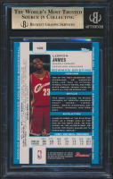 LeBron James 2003-04 Bowman #123 RC (BGS 9.5) at PristineAuction.com