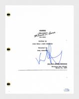 "Jason Alexander Signed ""Seinfeld: The Summer of George"" Episode Script (AutographCOA COA) at PristineAuction.com"