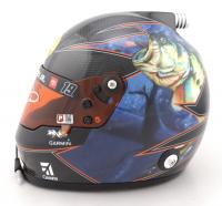 Martin Truex Jr. Signed NASCAR Bass Pro Shops Full-Size Helmet (PA COA) at PristineAuction.com