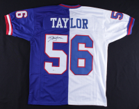 Lawrence Taylor Signed Jersey (Beckett COA) at PristineAuction.com