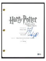"Daniel Radcliffe Signed ""Harry Potter and the Prisoner of Azkaban"" Movie Script (Beckett COA) at PristineAuction.com"