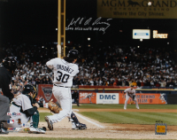 "Magglio Ordonez Signed LE Tigers 16x20 Photo Inscribed ""2006 ALCS Walk Off HR"" (Beckett COA) at PristineAuction.com"