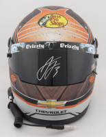 Austin Dillon Signed NASCAR Bass Pro Shops Full-Size Helmet (PA COA) at PristineAuction.com
