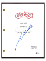 "John Travolta Signed ""Grease"" Movie Script (Beckett COA) at PristineAuction.com"