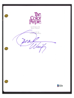 "Oprah Winfrey Signed ""The Color Purple"" Movie Script (Beckett COA) at PristineAuction.com"