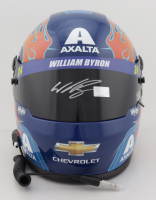 William Byron Signed NASCAR Axalta Full-Size Helmet (Hendrick COA & PA COA) at PristineAuction.com