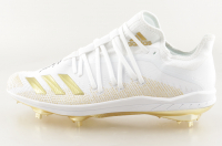 Yoan Moncada Signed Adidas Baseball Cleat (Beckett COA) at PristineAuction.com