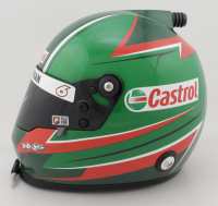 Ryan Newman Signed NASCAR Castrol Full-Size Helmet (PA COA) at PristineAuction.com