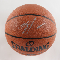 Karl-Anthony Towns Signed Game Ball Series Basketball (PSA COA) at PristineAuction.com