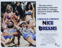 """Tommy Chong Signed """"Nice Dreams"""" 11x14 Photo (Beckett COA) at PristineAuction.com"""