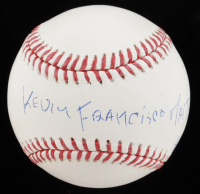 Kevin Maitan Signed OML Baseball (PSA Hologram) at PristineAuction.com