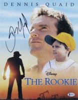 "Dennis Quaid Signed ""The Rookie"" 11x14 Photo (Beckett COA) at PristineAuction.com"