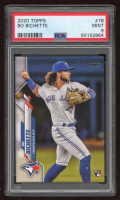 Bo Bichette 2020 Topps #78 RC (PSA 9) at PristineAuction.com