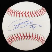 Bobby Bradley Signed OML Baseball (PSA COA) at PristineAuction.com
