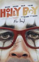 "Shia LaBeouf & Alma Har'el Signed ""Honey Boy"" 11x17 Photo (Beckett COA) at PristineAuction.com"