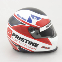 Christopher Bell Signed 2020 Chili Bowl Exclusive 1:3 Scale Mini-Helmet (PA COA) (See Description) at PristineAuction.com