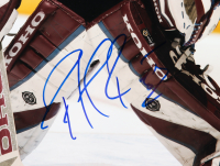 Patrick Roy Signed Avalanche 11x14 Photo (Beckett COA) at PristineAuction.com