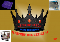 Reign of Cards Mystery Box - Series 14 at PristineAuction.com
