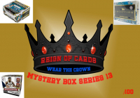 Reign of Cards Mystery Box - Series 13 at PristineAuction.com