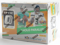 2020 Panini Donruss Optic Football Blaster Box with (6) Packs at PristineAuction.com