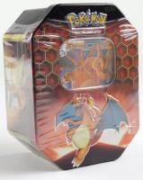 Pokemon TCG: Sun & Moon Hidden Fates Collector's Tin - Charizard at PristineAuction.com