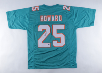Xavien Howard Signed Jersey (Schwartz Sports COA) at PristineAuction.com