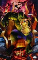 "Greg Horn Signed Marvel ""Immortal Hulk"" 11x17 Lithograph (JSA COA) at PristineAuction.com"
