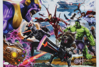 """Greg Horn Signed LE """"Avengers: Infinity War"""" 13x19 Lithograph (JSA COA) at PristineAuction.com"""