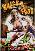 """Greg Horn Signed """"Harley Quinn's Whack-A-Frog"""" 13x19 Lithograph (JSA COA) at PristineAuction.com"""