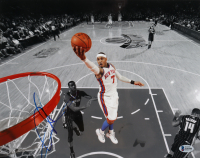 Carmelo Anthony Signed 11x14 Photo (Beckett COA) (See Description) at PristineAuction.com