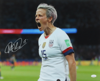 Megan Rapinoe Signed Team USA 16x20 Photo (JSA COA) at PristineAuction.com