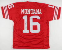 Joe Montana Signed Jersey (JSA COA) at PristineAuction.com