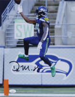 DK Metcalf Signed Seahawks 11x14 Photo (JSA COA) at PristineAuction.com