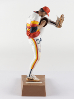 "Nolan Ryan Signed High Quality Hand-Painted 12"" Ceramic Statue (PSA COA) (See Description) at PristineAuction.com"