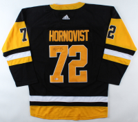 Patric Hornqvist Signed Penguins Jersey (Beckett COA) at PristineAuction.com