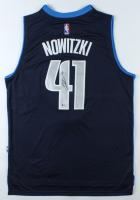 Dirk Nowitzki Signed Mavericks Jersey (Beckett COA) at PristineAuction.com
