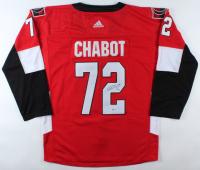 Thomas Chabot Signed Senators Jersey (Beckett COA) at PristineAuction.com