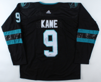 Evander Kane Signed Sharks Jersey (Beckett COA) at PristineAuction.com