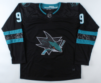 Evander Kane Signed Sharks Jersey (Beckett COA) at PristineAuction.com