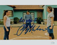 "Ralph Macchio Signed ""Cobra Kai"" 8x10 Photo Inscribed ""Miyagi-Do"" (AutographCOA COA) at PristineAuction.com"