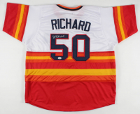 J. R. Richard Signed Jersey (JSA COA) at PristineAuction.com