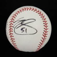 Joe Pepitone & Elmer Dessens Signed OML Baseball (JSA COA) at PristineAuction.com