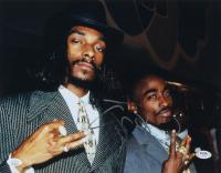 Snoop Dogg Signed 11x14 Photo (JSA COA & PSA Hologram) at PristineAuction.com